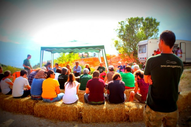 Le foto dell'ECO FESTIVAL EVA di Pescomaggiore
